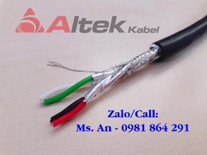 Cáp tín hiệu chống nhiễu RS485 - hiệu Altek Kabel