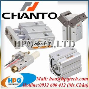 Xi Lanh Chanto | Bộ truyền động van Chanto | Chanto Việt Nam