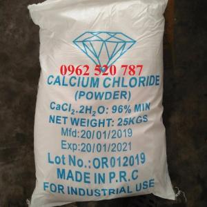 CaCl2.2H2O – Canxi Chlorua Trung Quốc