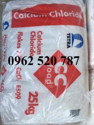 Canxi Chlorua – CaCl2.2H2O