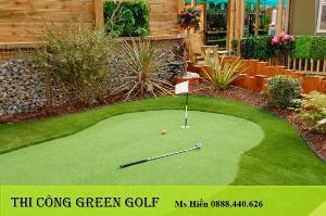 Mini golf trong nhà