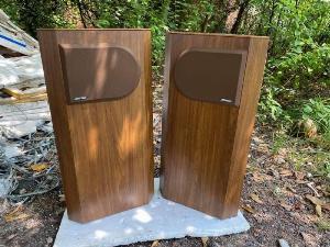 LOA BOSE 401 USA Màu gỗ
