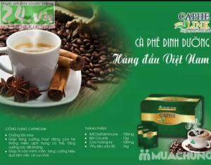 CapheLink New - Cafe dinh dưỡng cho sức khỏe