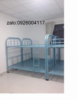 Giường tầng sắt giá rẻ nhất tphcm