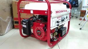 Máy phát điện cho gia đình công suất 3kw,máy phát điện chạy xăng Honda SH4500ex