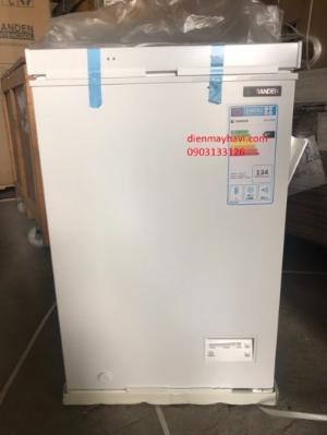 Tủ Đông Inverter Sanden Intercool SNH-0105i 100 Lít Dàn Đồng