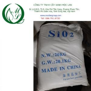 Bán bột Silica SIO2 cho ngành cao su