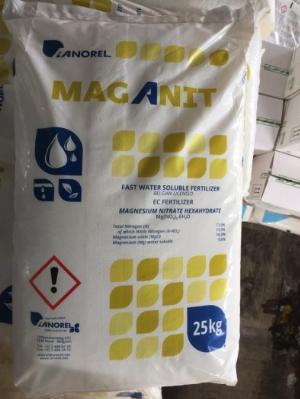 Magnesium nitrate (Mg(NO3)2 – Anorel/Bỉ