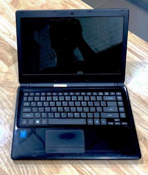 Laptop Acer Aspire E1-470 Core i3-3217U Ram 4GB HDD 500GB VGA ON Màn Hình 14 Inch Máy Đẹp