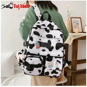 Balo bò sữa - cặp sách bò sữa - BLTX08