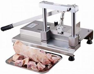 Máy chặt xương móng giò, chặt gà, xương sườn thủ công