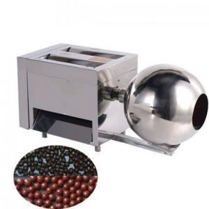 Máy làm viên hoàn, máy làm viên nghệ mật ong, làm hạt trân châu