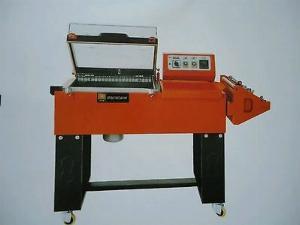 Máy cắt dán và co màng 2 trong 1 FM5540
