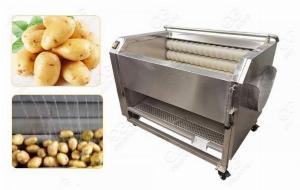 Máy rửa củ quả, máy rửa khoai lang, cà rốt, khoai tây, nghệ...