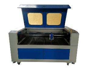 Máy cắt laser 1410 giá rẻ ứng dụng trong ngành may mặc quảng cáo bao bì công nghiệp tại thành phố thủ đức