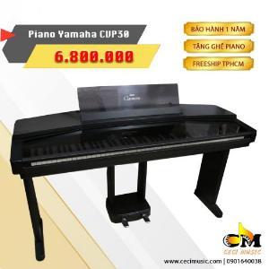 Piano Yamaha CVP30 đa chức năng chơi được Organ