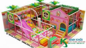 Khu vui chơi,cung cấp lắp đặt khu vui chơi trẻ em giá rẻ nhất