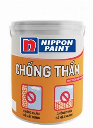 Đại lí Sơn chống thấm Nippon WP100 tại TPHCM