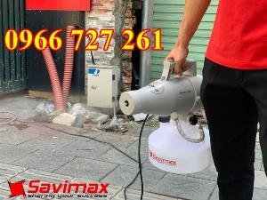 2021-06-19 11:29:41  7  Máy phun sương khử trùng, máy phun sương siêu mịn ULV Kawsaki KS50 3,800,000