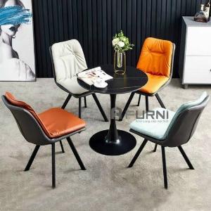 2021-06-19 13:38:07 Bộ bàn ghế tiếp khách đẹp bộ bàn mặt đá ghế nệm phòng khách hiện đại TE TULIP 2-08E3 / LUX 16A-P nhập khẩu HCM 7,950,000