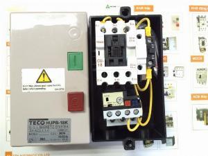 HUEB-11 Khởi động từ hộp TECO - Giá đại lý