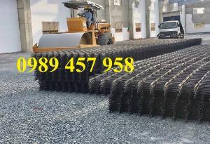 Sản xuất lưới thép đổ sàn tại Hà Nội, Lưới thép hàn chập phi 4, phi 5, phi 6, phi 8