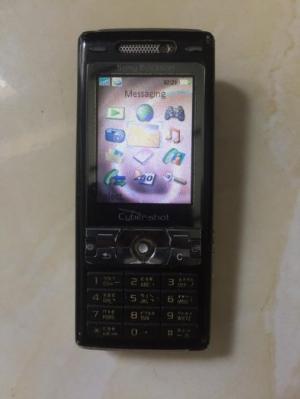 Điện thoại Sony Ericsson K800 Huyền thoại cổ