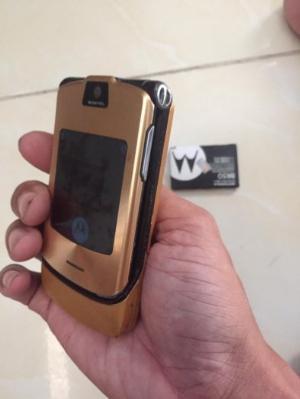Điện thoại Motorola V3i Huyền thoại cổ