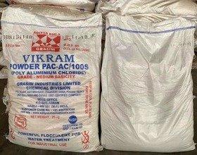 Poly Aluminium Chloride (PAC) - Ấn Độ