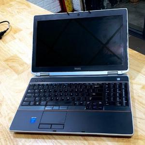 Laptop Dell Latitude E6520 Core i7-2620M Ram 4GB SSD 128GB VGA ON Màn Hình 15.6 Inch Máy Vỏ Nhôm Đẹp