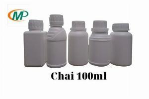 Chai nhựa HDPE_Chai nhựa giá rẻ_Chai đựng thuốc thủy sản