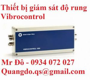 Vibrocontrol thiết bị giám sát độ rung
