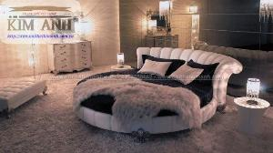 30 mẫu giường tròn sành điệu nhất năm 2021 cho phòng ngủ của bạn tại Dầu Tiếng - Bình Dương