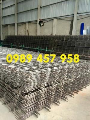 Lưới thép hàn trơn phi 6 a 50x50, 100x100, 150x150, 200x200, 250x250 giao hàng 3 ngày