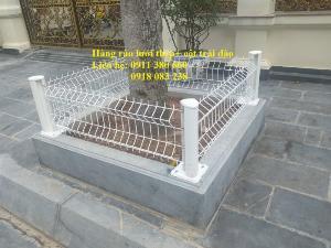 Hàng rào lưới thép mini đô thị, rào bồn cây, rào công viên,.... Nhật Minh Hiếu
