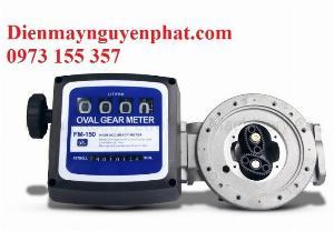 Đồng hồ đo dầu FM-150,đồng hồ đo dầu hiển thị cơ