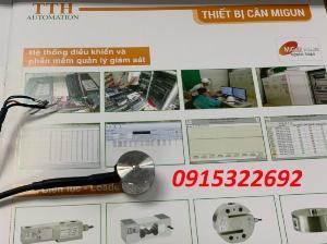 MTL601 - Loadcell dạng trụ nén, Nhập khẩu chính hãng các thiết bị Cân điện tử Migun : 0915322692