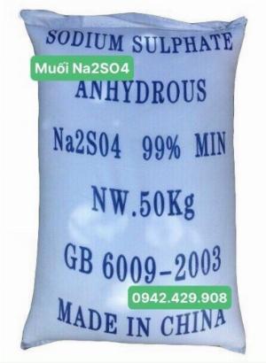 Muối Na2SO4 99% hàng mới, giá tốt