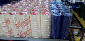Băng keo trong, đục đóng thùng giá sỉ tốt khu vực TP.HCM