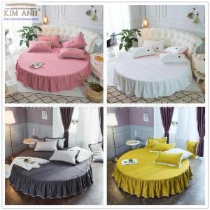 Top những mẫu giường tròn công chúa cho bé gái tại Biên Hòa, Đồng Nai