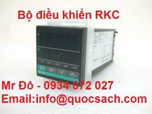 Nhà cung cấp thiết bị đo nhiệt độ RKC