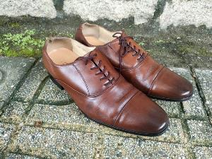 Giày da mềm VONIN korean da tốt nhập ngoại