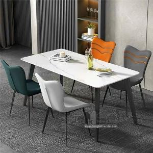 Bộ bàn ghế ăn 1m4 dành cho 4 người cao cấp hiện đại tại HCM