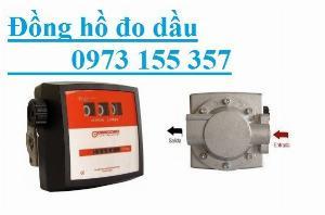Đồng hồ đo xăng dầu Gespasa MG-80,Gespasa MG80,đồng hồ đo lưu lượng dầu cơ