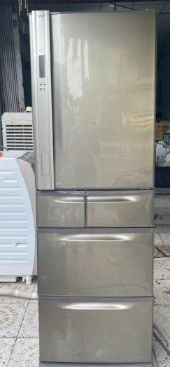 Tủ lạnh TOSHIBA GR-A41G (XT)- DATE 2008 dung tích 405Lít