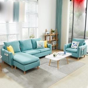 TOP 10 mẫu ghế sofa góc L đẹp cho phòng khách được săn đón nhất năm 2021