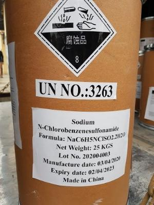 Chloramine B  (Cloramin B ) chất duyệt khuẩn – xử lý nước - hóa chất hot nhất hiện nay