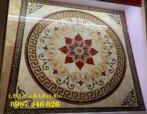Gạch thảm sàn nhà sang trí vuông HP4799