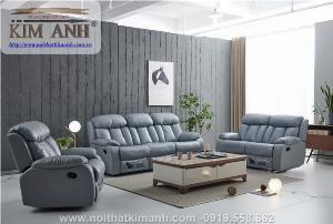 Bộ sưu tập những bộ ghế sofa da công nghiệp ấn tượng nhất năm 2021