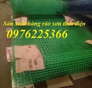 Công ty sản xuất hàng rào lưới thép tại Hà Nội